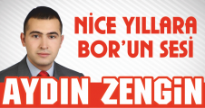 NİCE YILLARA BORUN SESİ