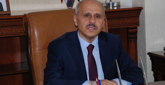 """Vali Peynircioğlu'ndan """"19 Eylül Gaziler Günü"""" Mesajı"""