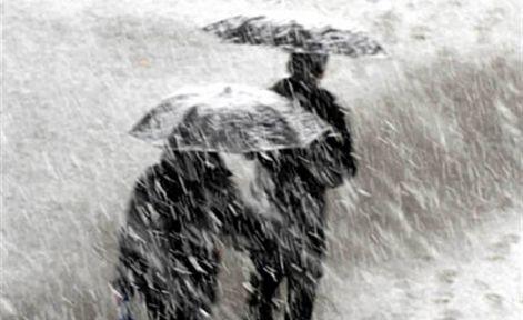 Valilikten Kar Ve Fırtına Uyarısı