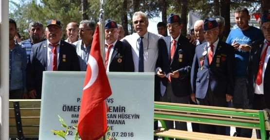 (VİDEO HABER) Ömer Halisdemir Niğde'nin Hasan Tahsin'i