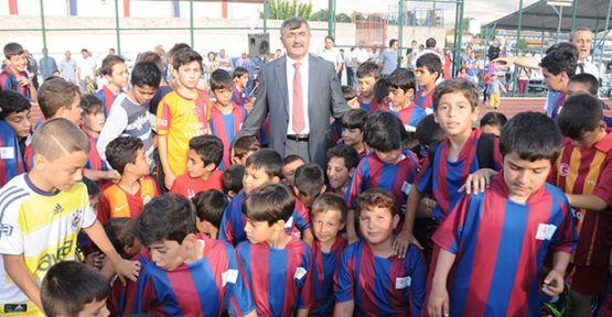 Yaz Spor Okulları İçin Kayıtlar Başlıyor