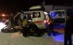 Niğde'de Paletli Ambulans Hayat Kurtarıyor