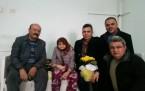 Dündarlılar Derneğinden Huzurevine Ziyaret