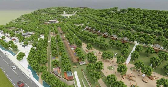 2. etap millet bahçesi projesi başlıyor