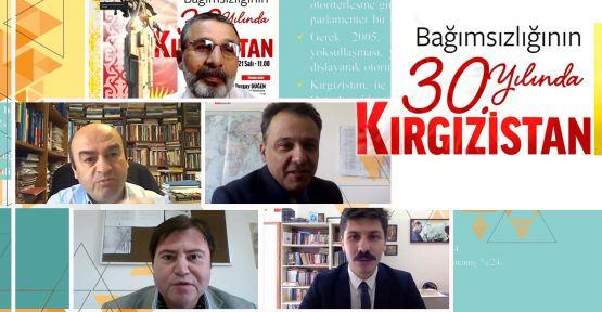 """'Bağımsızlığının 30. yılında Kırgızistan"""""""