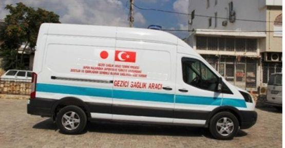 Japonya Büyükelçiliği'nden Bor'a hibe