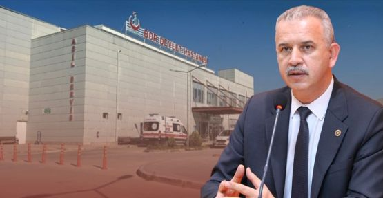 "Milletvekili Ergun; ""Niğde'ye 637 Milyon TL"""