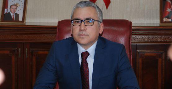 Vali Şimşek'ten İstiklal Marşının kabulünün 100. yılı mesajı